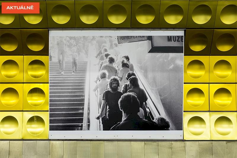 Podporujeme umění ve veřejném prostoru