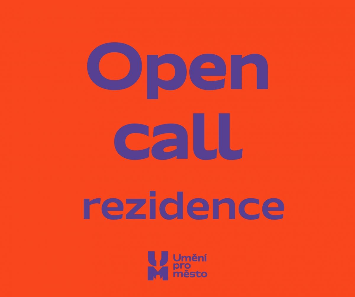 OPEN CALL - Rezidence